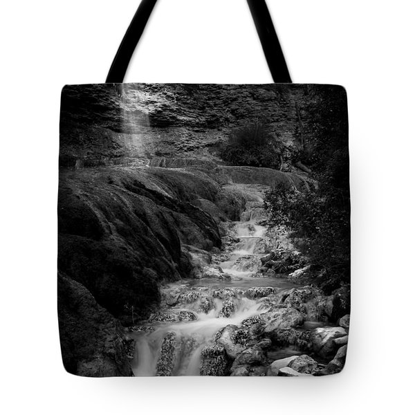 Fairmont Waterfall Tote Bag