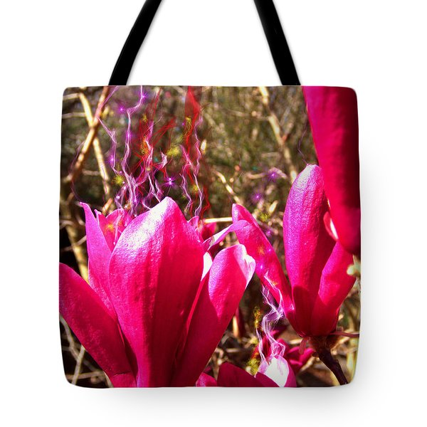 Fairy Fire Tote Bag