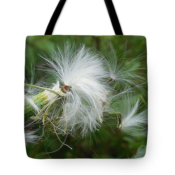 Fairy Flower Tote Bag