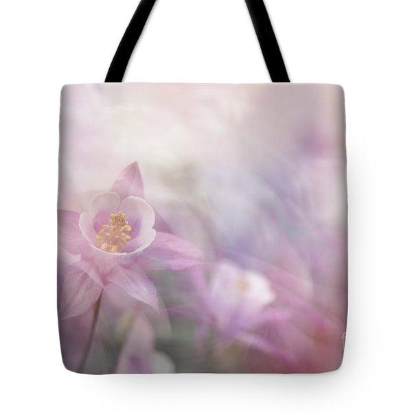 Fairy Flower I Tote Bag by Yuri Santin