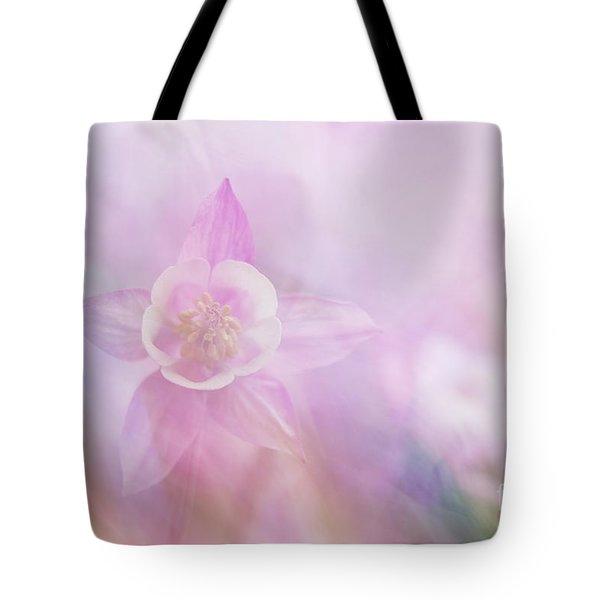 Fairy Flower IIi Tote Bag by Yuri Santin