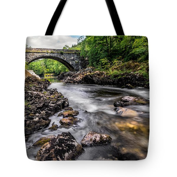 Fairy Glen Bridge Tote Bag