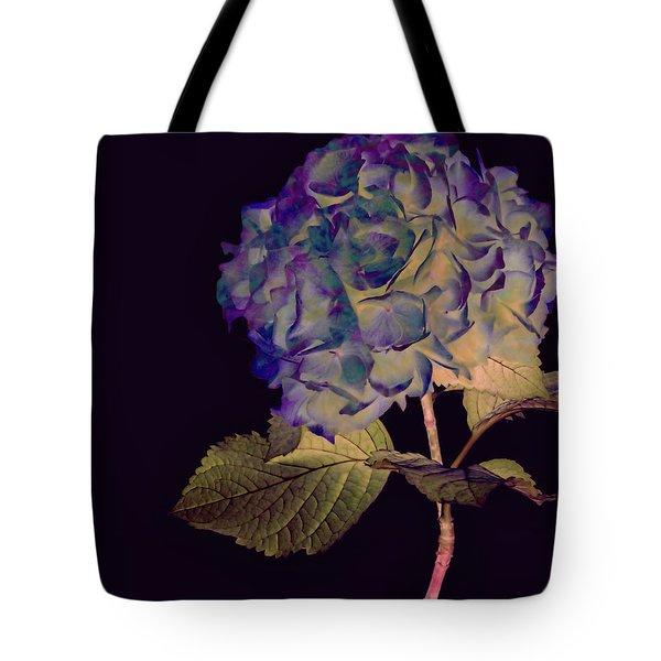 Fairy Hydrangea Tote Bag
