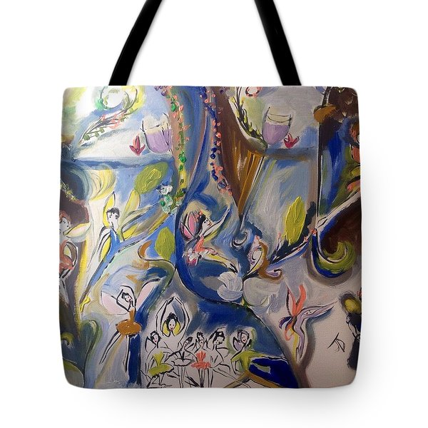 Fairy Land Celebrates Tote Bag