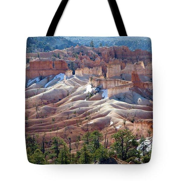 Fairy Land Hoodoos Tote Bag