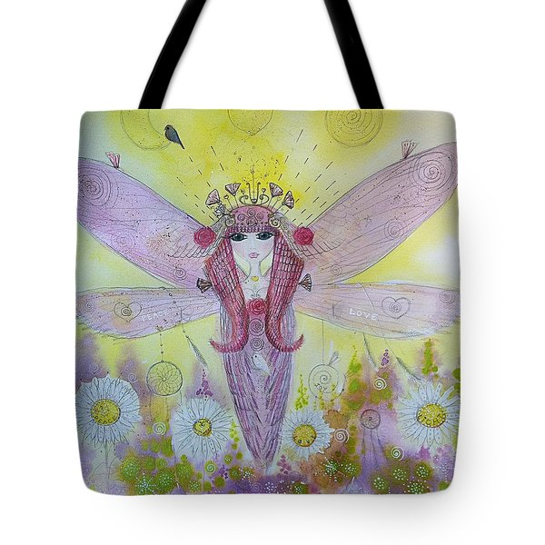 Fairy Messenger  Tote Bag