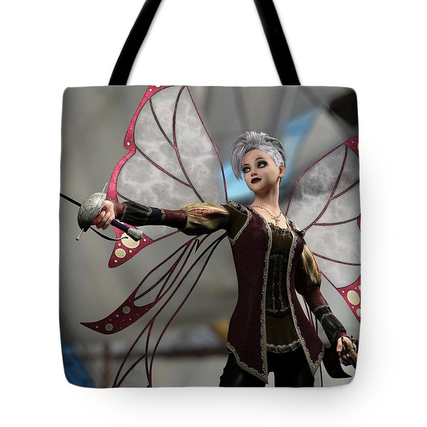 Fairy Piracy 2 Tote Bag