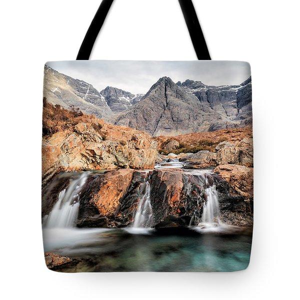 Fairy Pools Tote Bag
