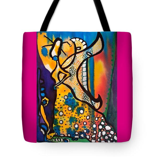 Fairy Queen - Art By Dora Hathazi Mendes Tote Bag