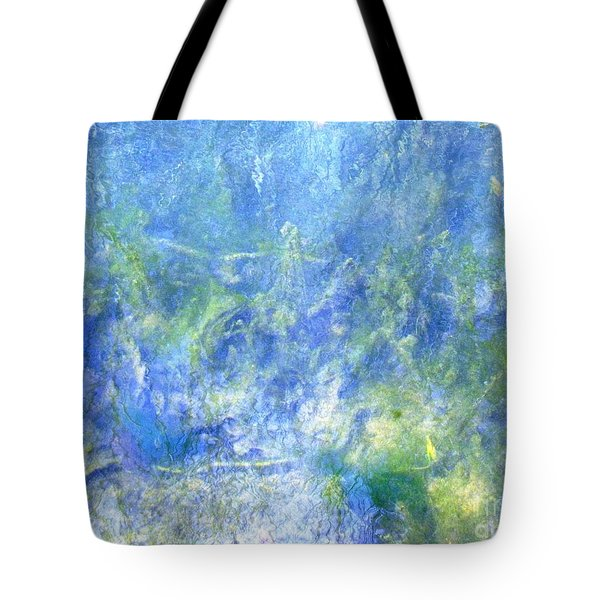 Fairy Ring Beneath The Surface Tote Bag
