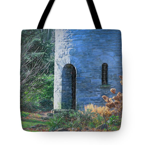 Fairy Tale Tower Tote Bag