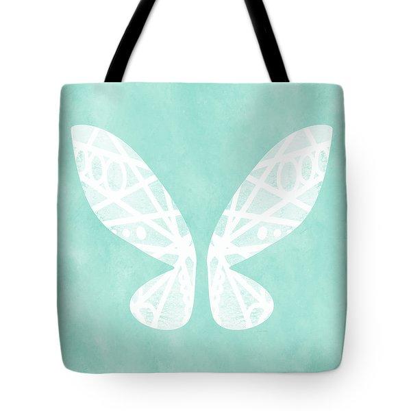 Fairy Wings- Art By Linda Woods Tote Bag