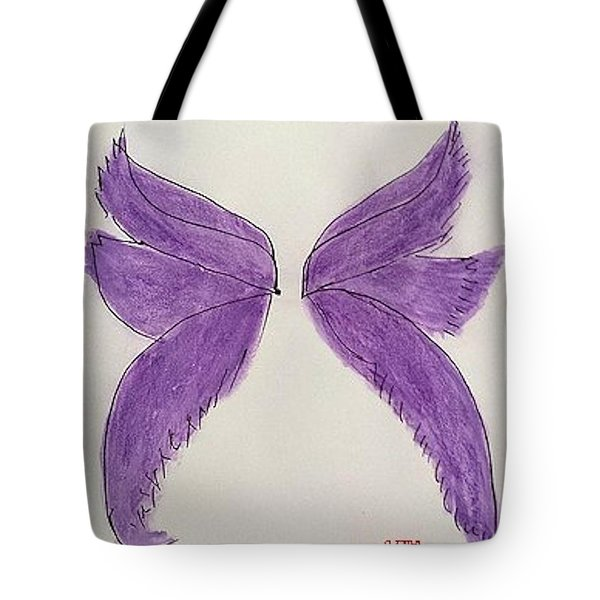 Fairy Wings For Sale Tote Bag