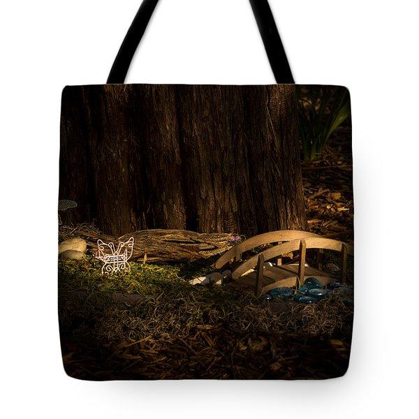 Fairy World Tote Bag