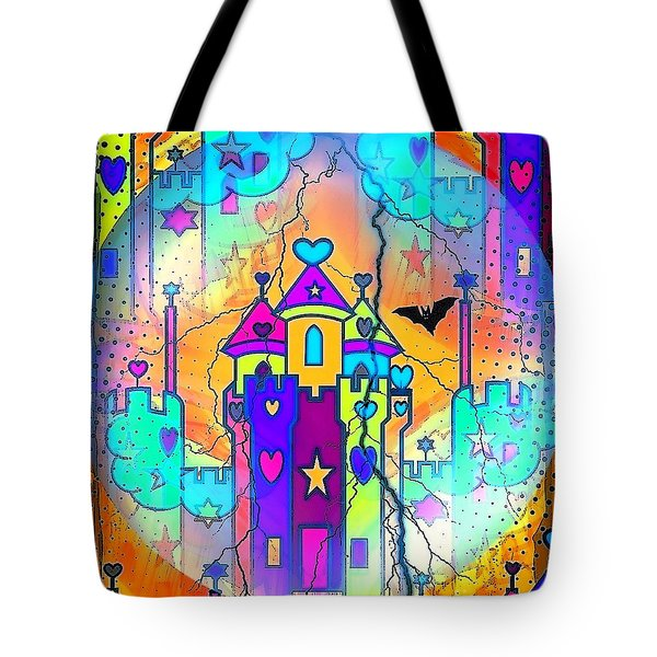 Fairyland By Nico Bielow Tote Bag by Nico Bielow