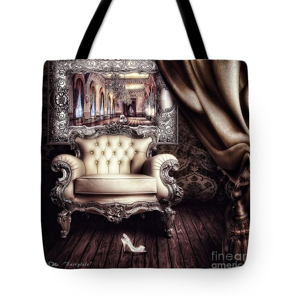 Fairytale Tote Bag by Mo T
