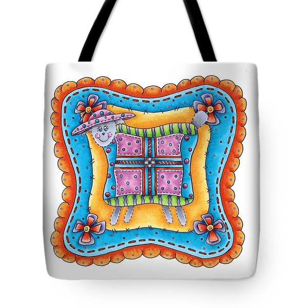 Faith  Tote Bag by Tracy Campbell