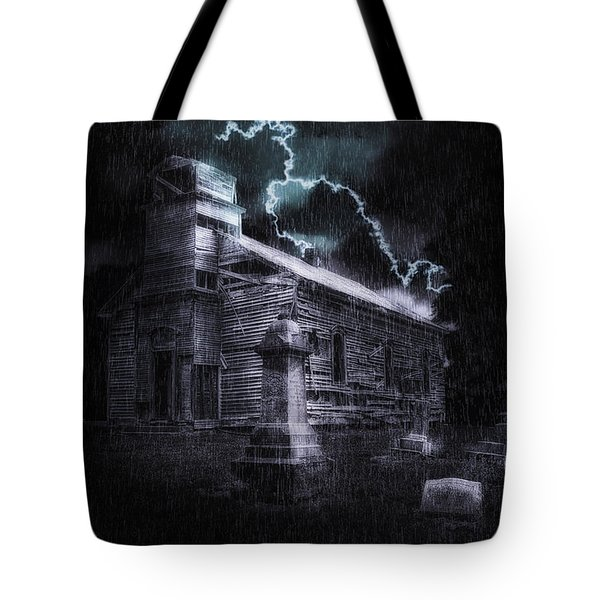 Faith And Fury Tote Bag