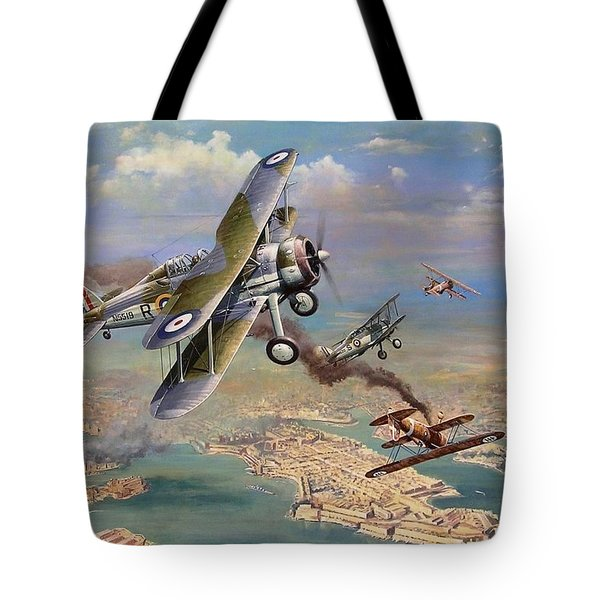 'faith, Hope And Charity' Tote Bag