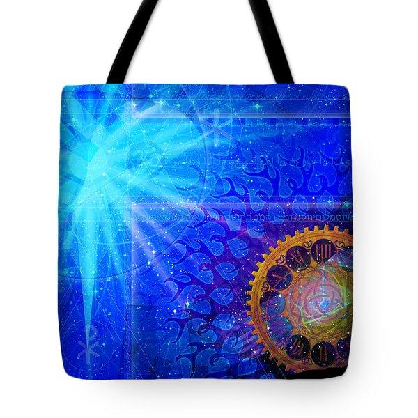 Faith Tote Bag by Kenneth Armand Johnson