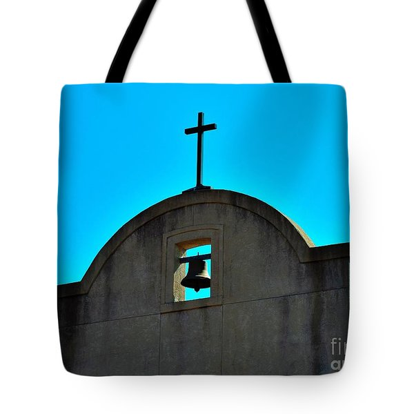 Tote Bag featuring the photograph Faith by Ray Shrewsberry