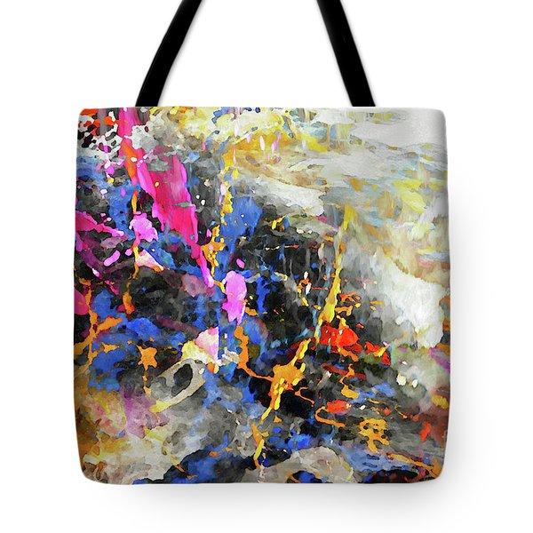 Faith Remains Tote Bag