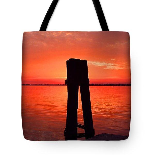 Faith Reunites Us Tote Bag