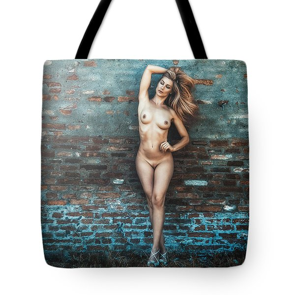 Tote Bag featuring the photograph Faith by Traven Milovich