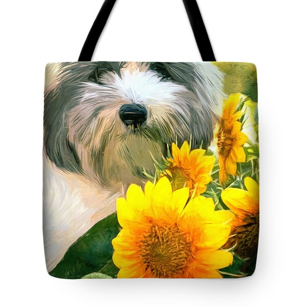Faithful Floyd Tote Bag