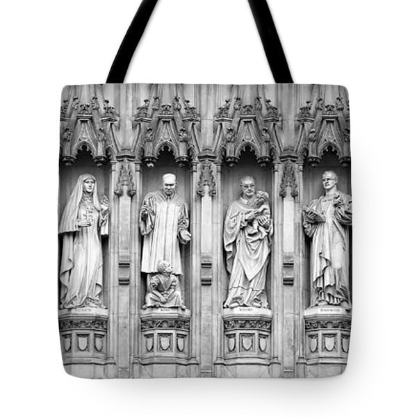 Tote Bag featuring the photograph Faithful Witnesses - 2 by Stephen Stookey