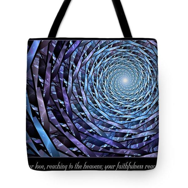 Faithfulness Tote Bag