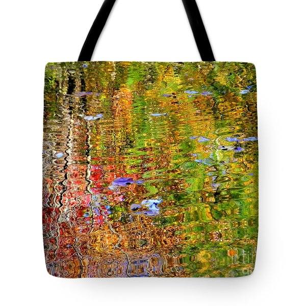 Fall 2016 Tote Bag by Elfriede Fulda