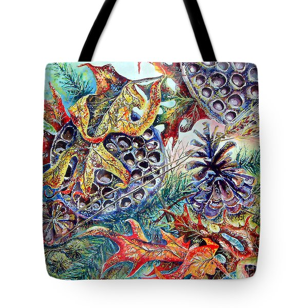 Fall Affair Tote Bag
