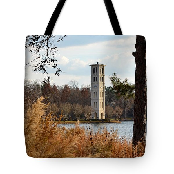 Fall At Furman Tote Bag