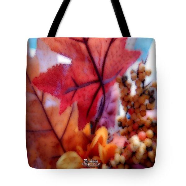 Fall Colors # 6059 Tote Bag