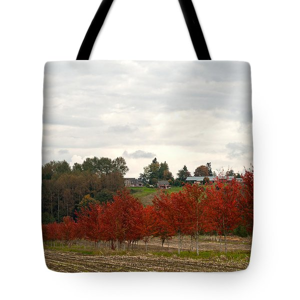 Fall Country Tote Bag