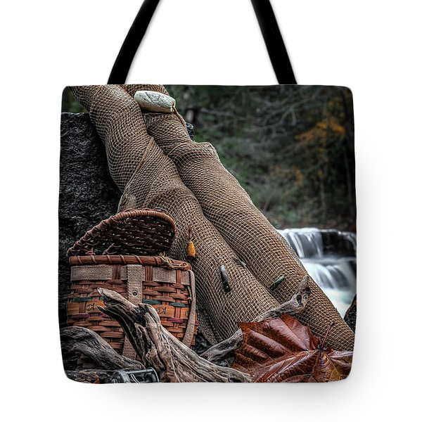 Fall Creation Tote Bag