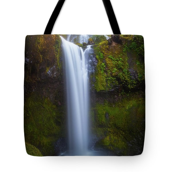 Fall Creek Falls Tote Bag by Darren White