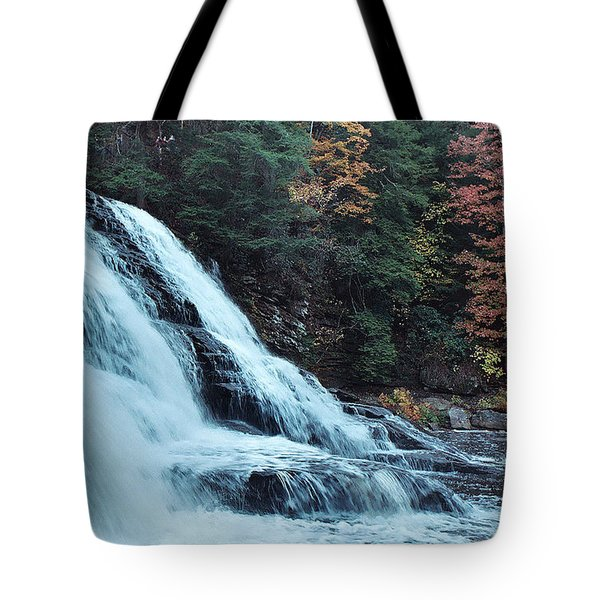 Fall Creek Falls Tote Bag