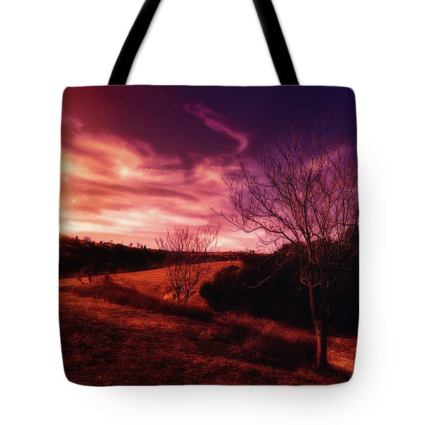 Fall Equinox Tote Bag