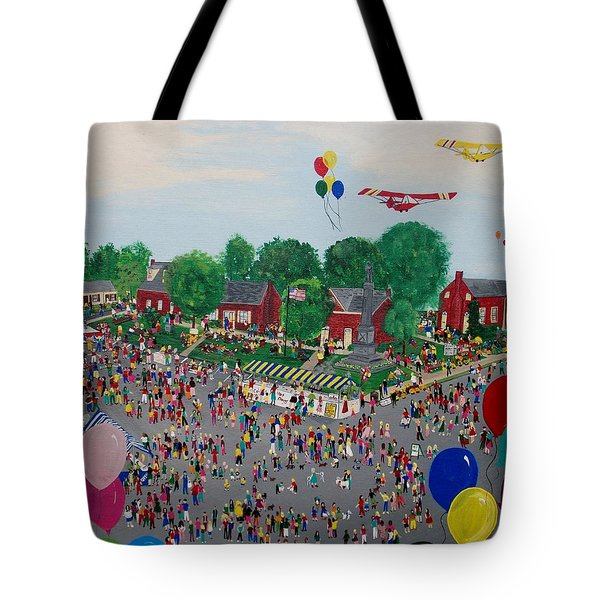 Fall Fair Tote Bag