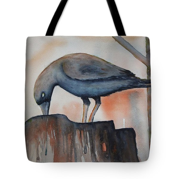 Fall Feeding Tote Bag