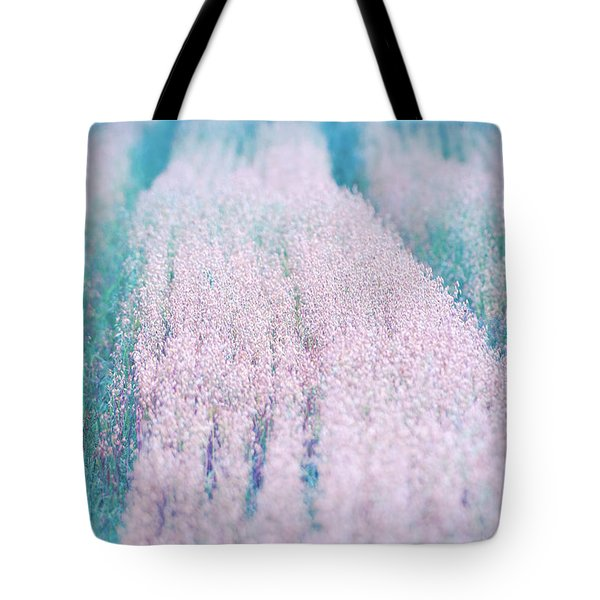 Tote Bag featuring the photograph Fall Field by Ari Salmela