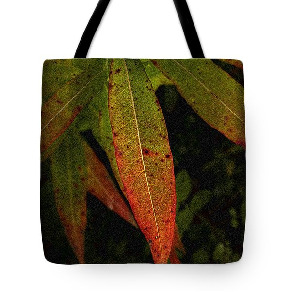 Fall Fireweed 1 Tote Bag