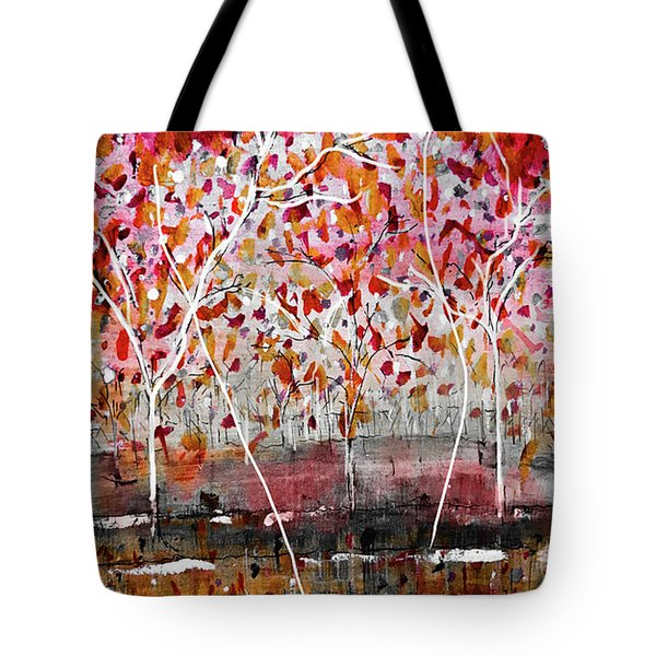 Fall-iage V2.0 Tote Bag