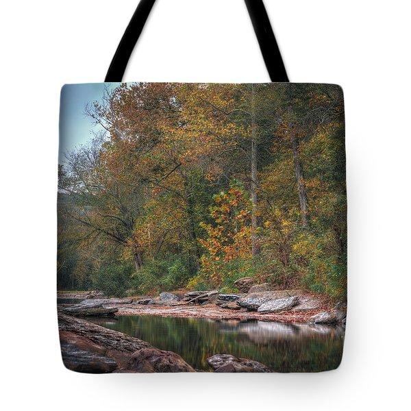 Fall In Arkansas Tote Bag