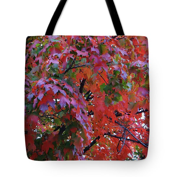 Fall In Love Tote Bag