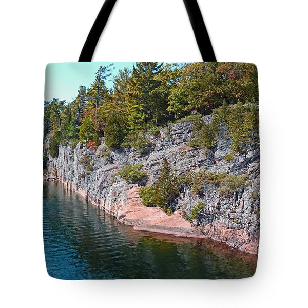 Fall In Muskoka Tote Bag