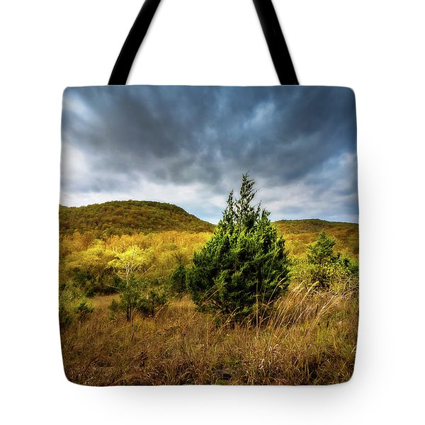 Fall In The Ozarks Tote Bag