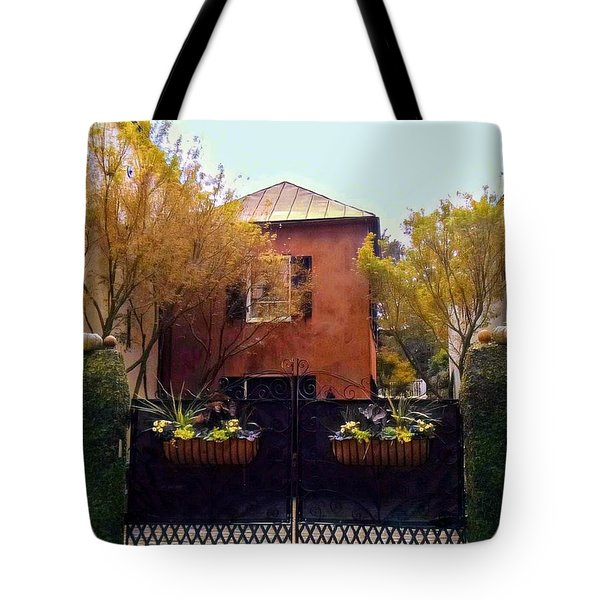 Fall Into Charleston Tote Bag
